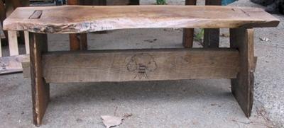 Bench 1 Jpg Banded Tree Furniture 014